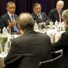 Bilateral meeting with the US President